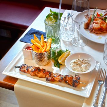 Food Around Athens Lunch for two