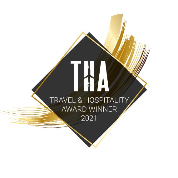 THA 2020 Travel & Hospitality Winner Badge